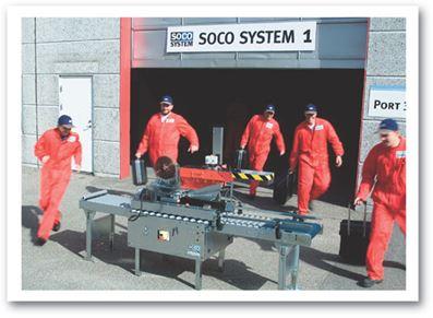 SOCO SYSTEM service team