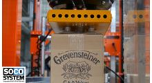 Packaging line for Brauerei C. & A. VELTINS